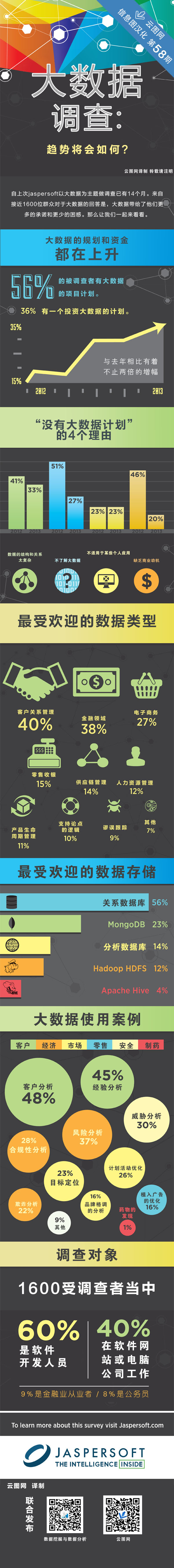 14 0116 Big Data Survey Infographic